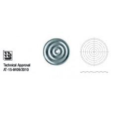 Шайба изолационна – кръгла, плоска Wkret-met KD-01